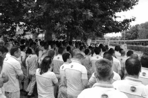 Pismo podpore delavcem in delavkam v srbskem Fiatu