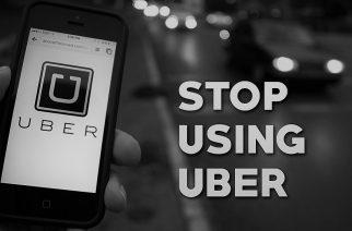 Javni poziv ministru za javno upravo: Takoj odstopite od kakršnegakoli sodelovanja s podjetjem Uber!