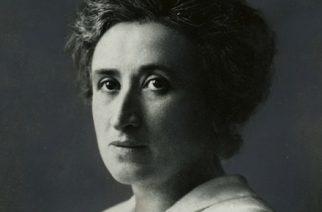 Sokolica delavskega razreda Rosa Luxemburg