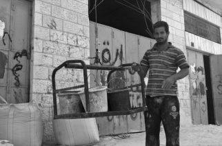 Delavski boj v Palestini