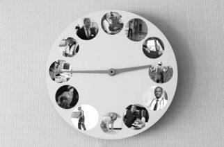 Nehvaležni skeptiki o delu in času