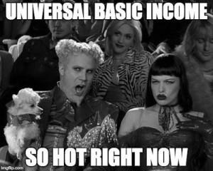 Nehvaležni skeptiki in univerzalni temeljni dohodek