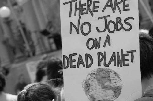 Sindikat Mladi plus podpira podnebni štrajk!