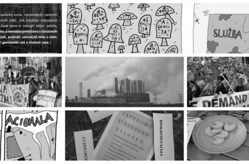 Od diskriminacije do razbijanja mitov – Izbor aktualnega sindikalnega branja