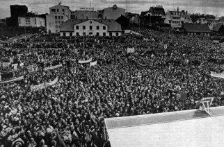 Na današnji dan: velika islandska ženska stavka