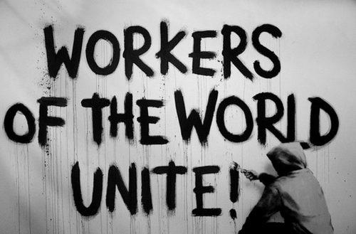 Združimo se, delavke in delavci! – Bodi zraven tudi v letu 2020