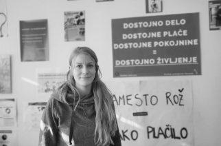 Lepo priznanje za slovensko sindikalno gibanje in veliko načrtov za naprej – Pogovor s Teo Jarc
