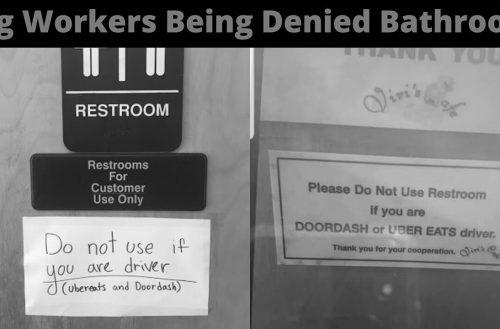 Kam gredo lahko prekarke in prekarci na stranišče?