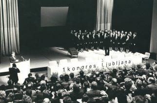 Vse najboljše! Zveza svobodnih sindikatov Slovenije obeležuje trideseto obletnico delovanja