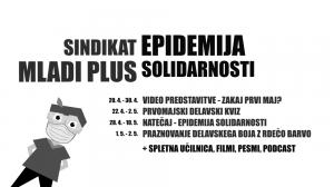 Za epidemijo solidarnosti! – Vabljeni k sodelovanju na kreativnem natečaju!