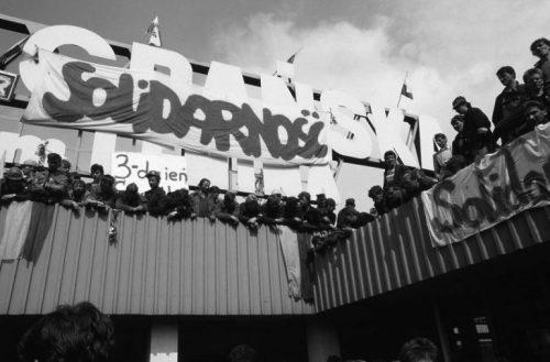 Triumf in tragedija sindikata Solidarnost