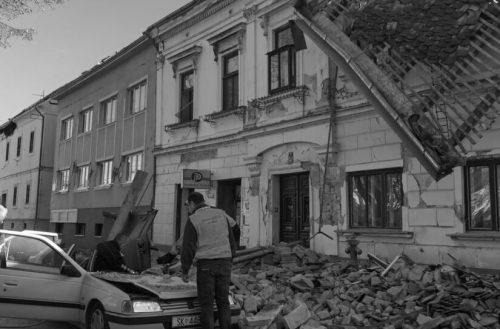 Hrvaški sindikalni kolegi prosijo za solidarno pomoč prizadetim v potresu