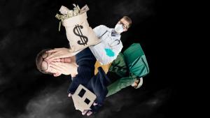 Nehvaležni skeptiki #25: Kako se je v letu 2020 razgalil kapitalizem, 1. del