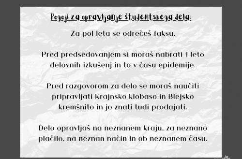O blejski kremšniti, klobasah in predsedovanju Slovenije Svetu Evropske unije