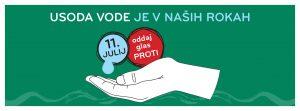 PROTI spremembam zakona o vodah! – POZOR: predčasno glasovanje poteka 6., 7. in 8. julija
