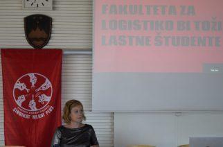 Proti grožnjam in ustrahovanju! – Fakulteta za logistiko bi tožila lastne študentke in študente!